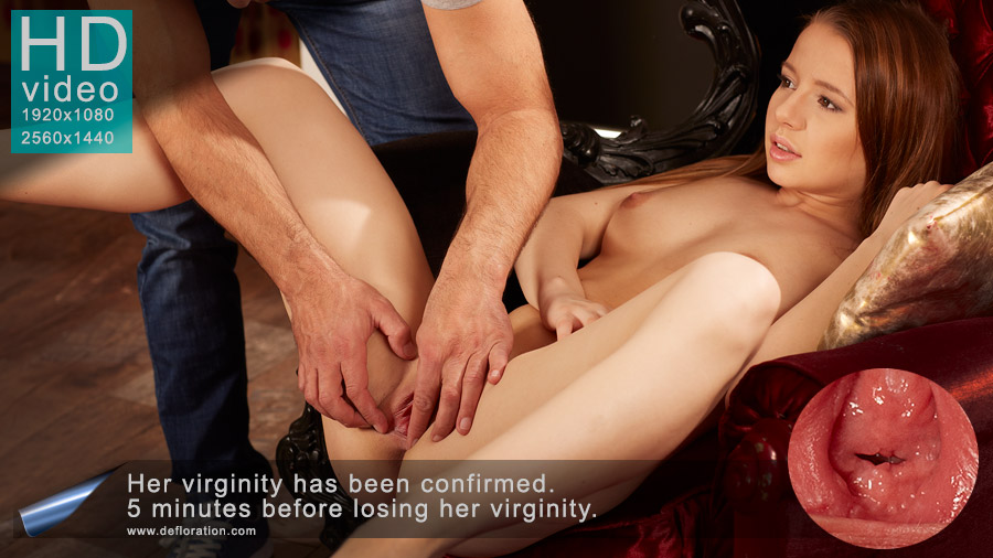Free virgin girl defloration videos